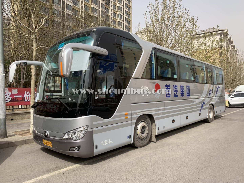 首汽40座客车(宇通ZK6107HN)