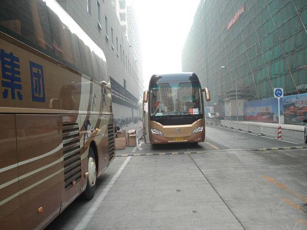 首汽巴士旅游公司圆满完成迎奥运全国亿万妇女健身活动展示大赛交通任务