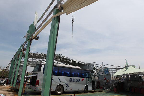 首汽巴士旅游公司领导慰问首汽海南分公司