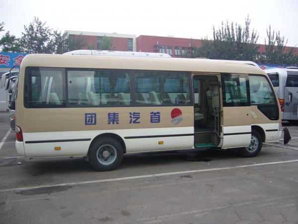 首汽巴士旅游公司圆满完成2014年中国蔬菜产业博览会用车任务