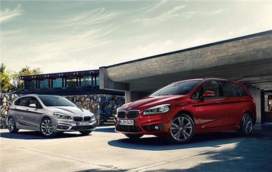 首汽租车夏季惠享车型:BMW218i上线一天仅需299元