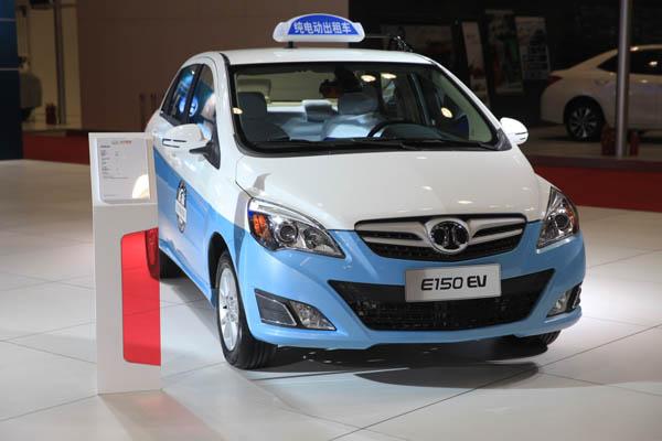 北京首汽租车签约北汽新能源 交20辆EV200