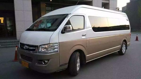 北京首汽租车-九龙大马HIACE