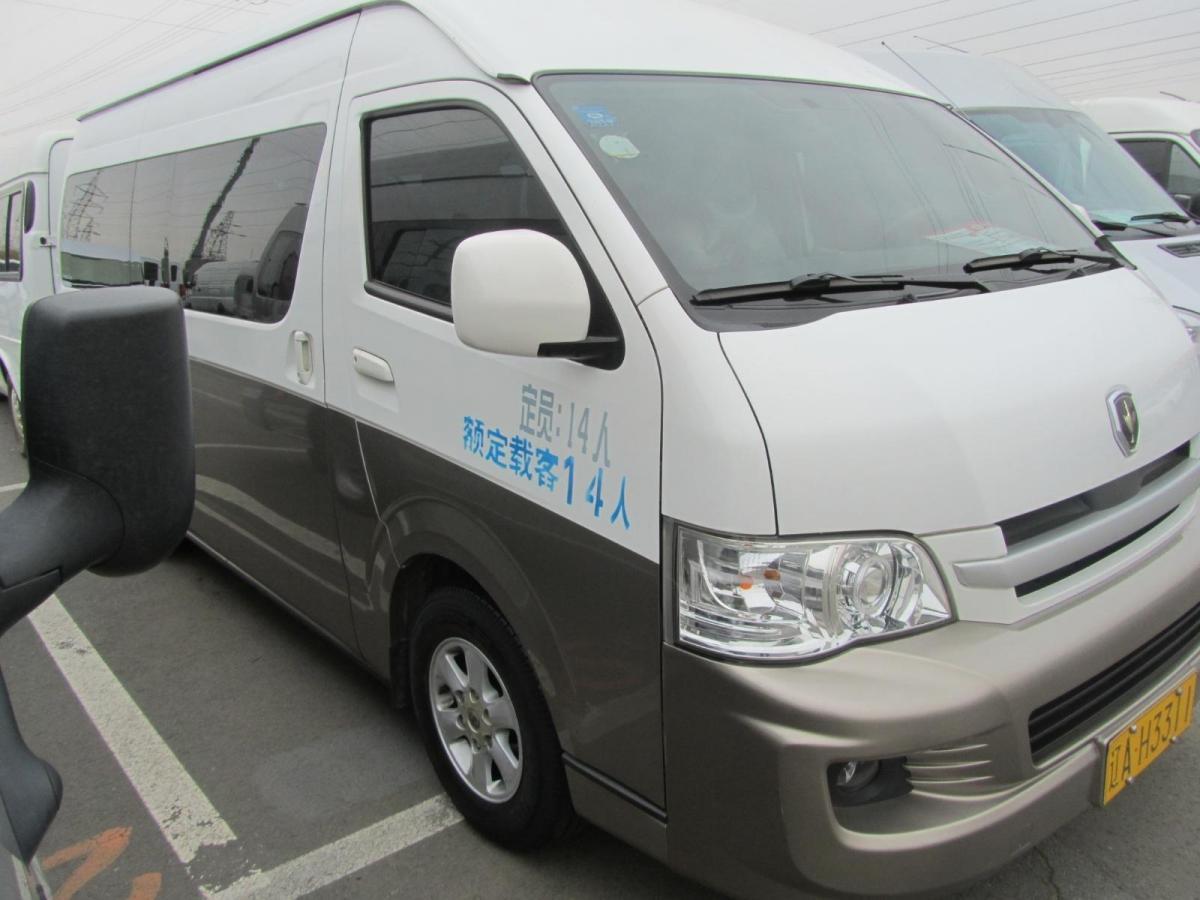 北京大海狮(乘坐18人)配司机包车¥950元