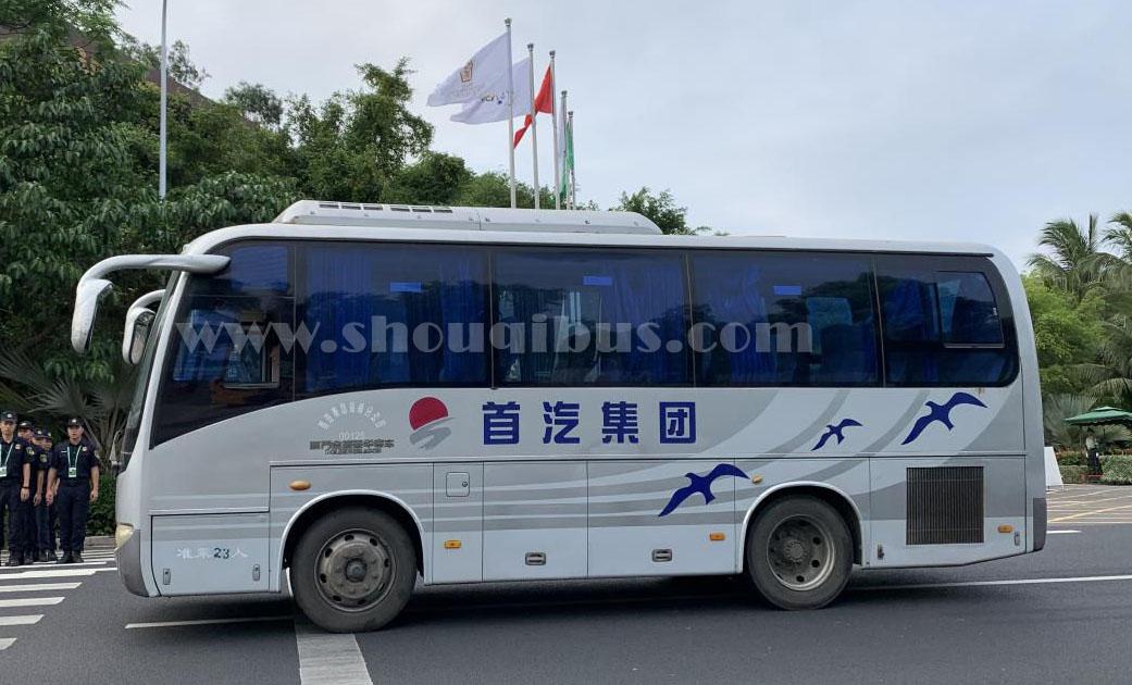 北京19-60座宇通大客车出租