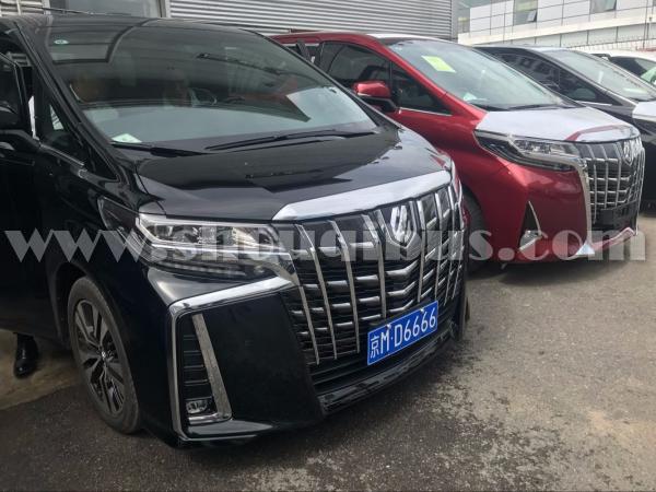 北京7座丰田埃尔法租一天多少钱?