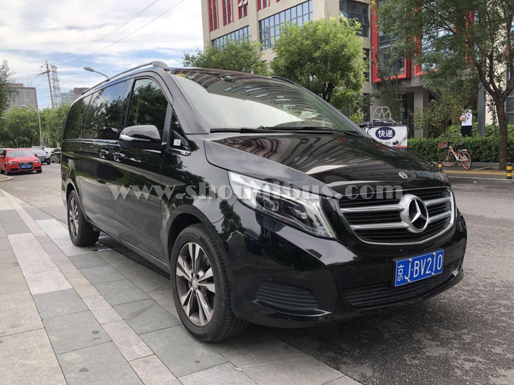 北京租奔驰V260带司机一天多少钱?