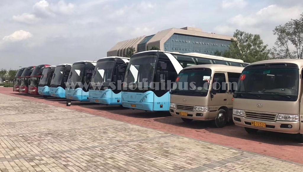 北京首汽旅游大巴车包车价格一天多少钱?