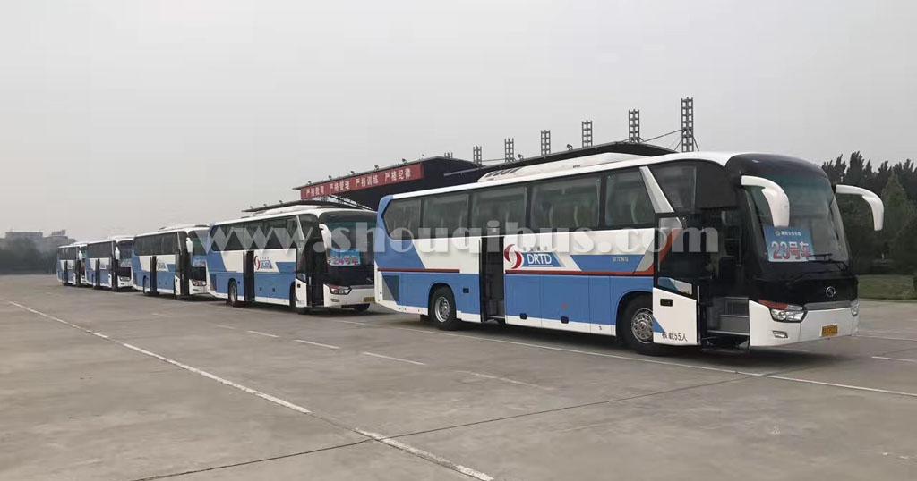 北京租车:豪华大巴车出租宇通50座