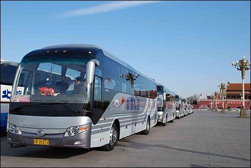 北京大巴车租赁一天多少钱?怎么租大巴车?