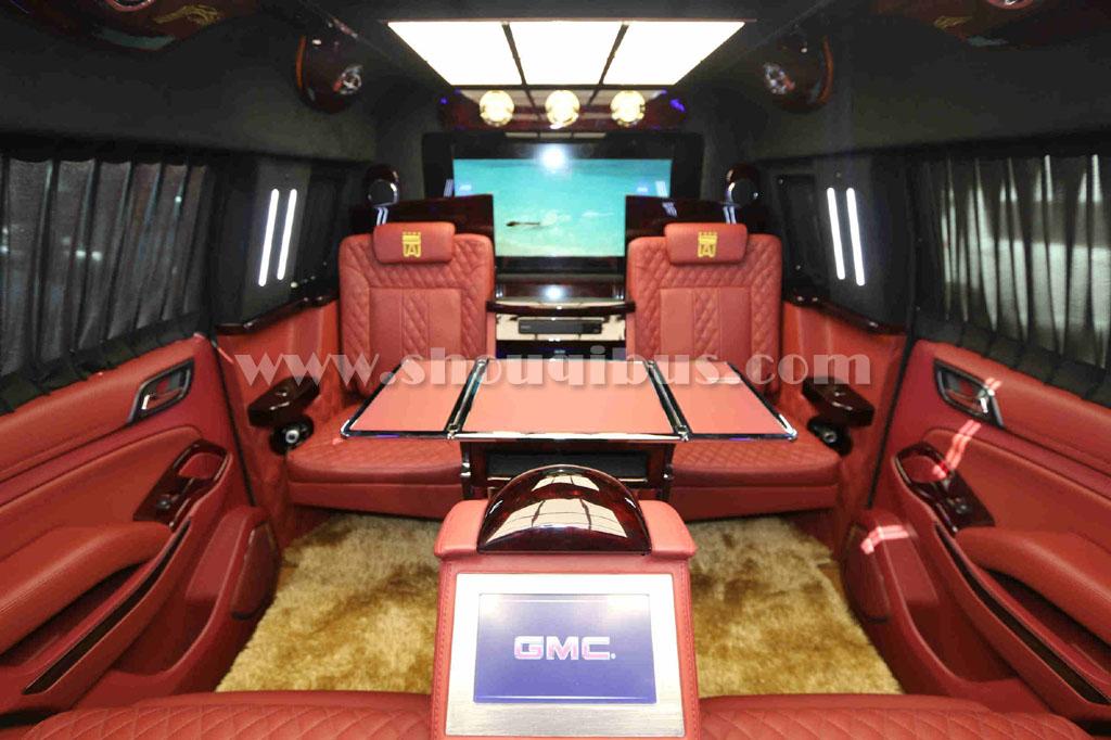 北京GMC房车租赁服务