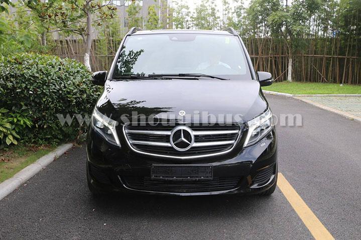 北京奔驰V260(7座)配司机出租价格