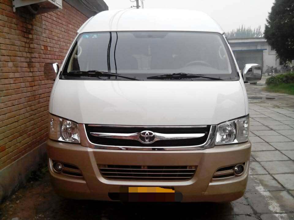 北京丰田海狮(国产)17座租车价格