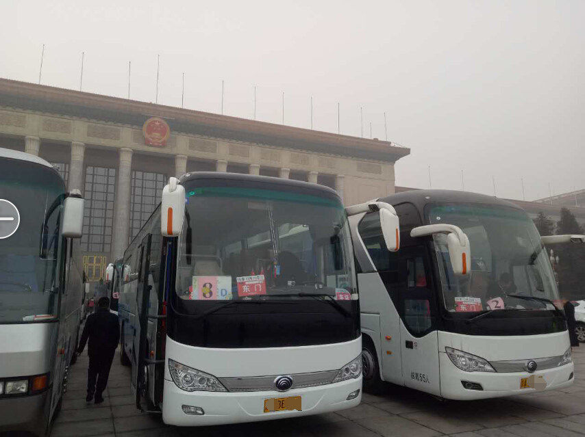 北汽集团旅游中巴(34-38座)