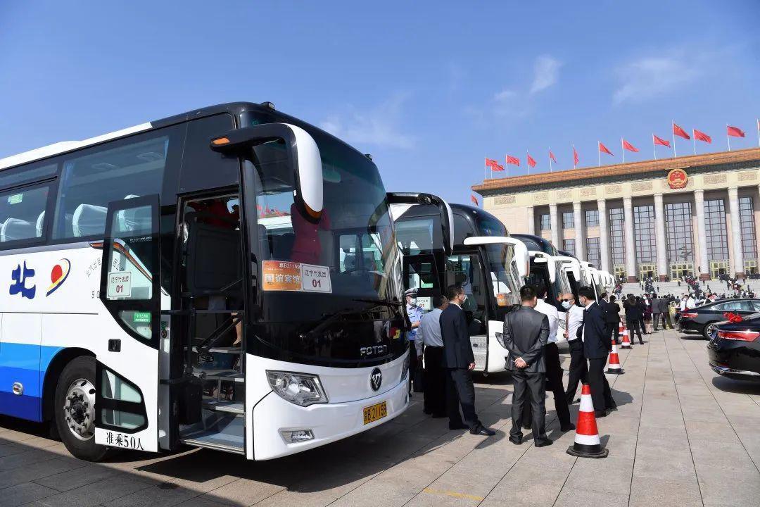 北汽旅游大巴车(49座)