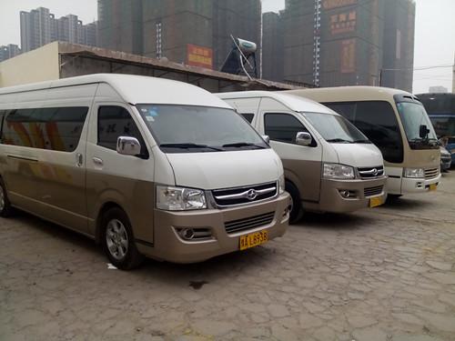 北京18座位九龙小巴出租