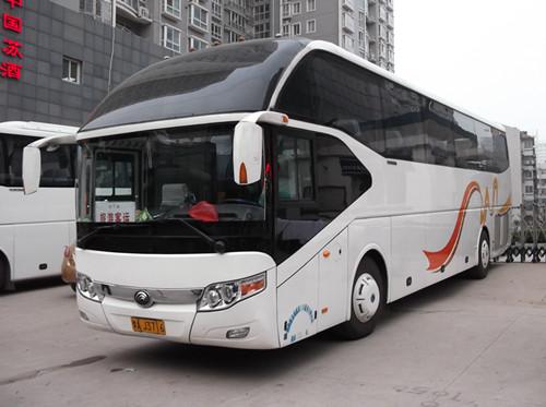 北京宇通客车53+2座位大巴租赁