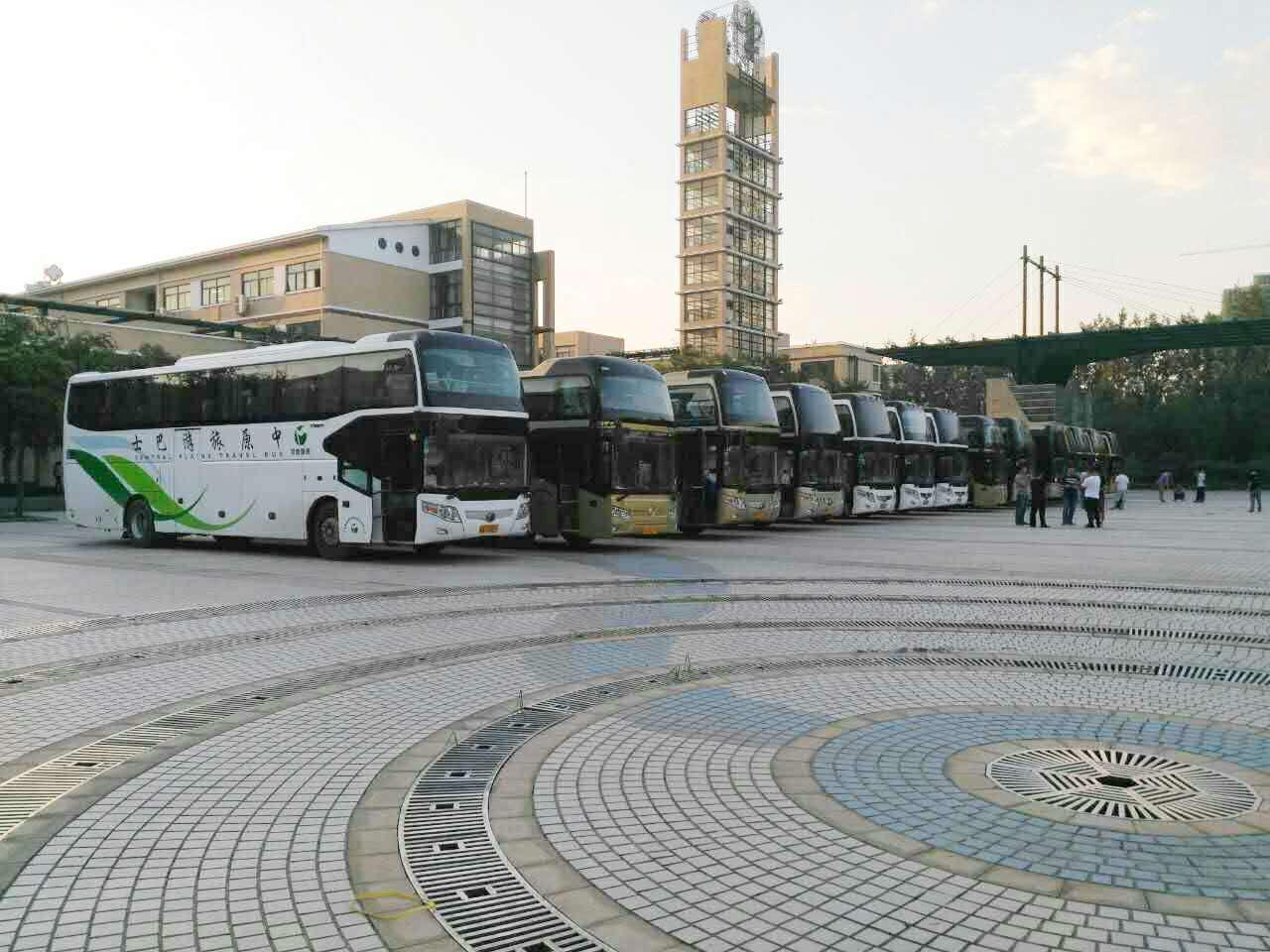 北京租旅游大巴车价格