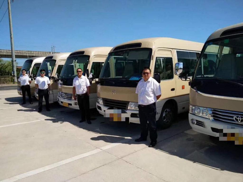 北京会议、会务接待用车服务