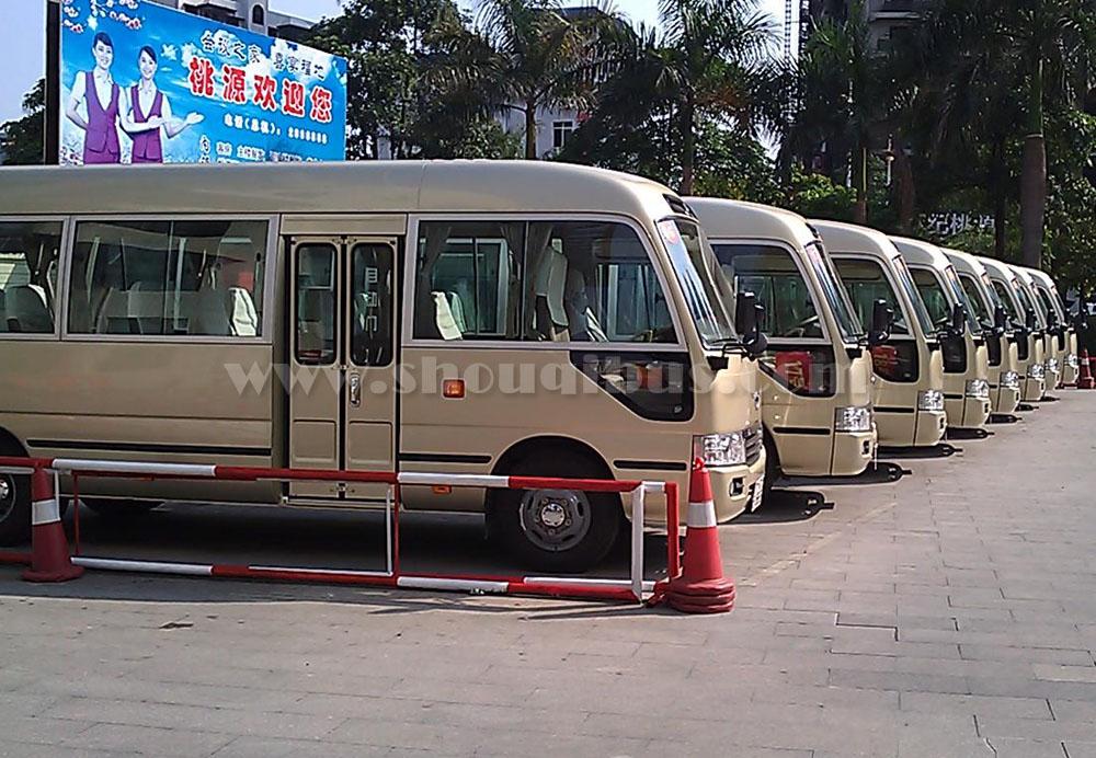 北京考斯特租车价格表