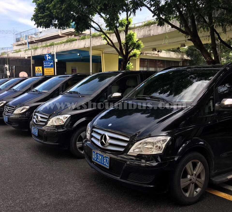 北京奔驰唯雅诺(6座)租车价格表