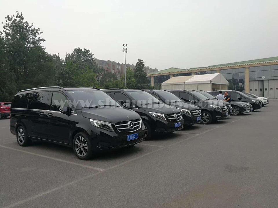北京奔驰V260(7座)商务租车价格单