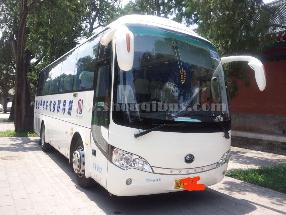 北京40-50座大巴包车价格表