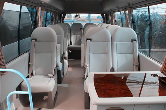2020丰田考斯特19座(商务考察版)全新车