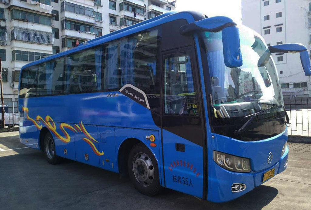 北京旅游包车一天多少钱?