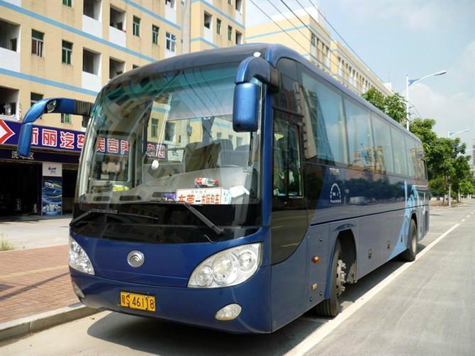 北京租大巴车30座以上价格