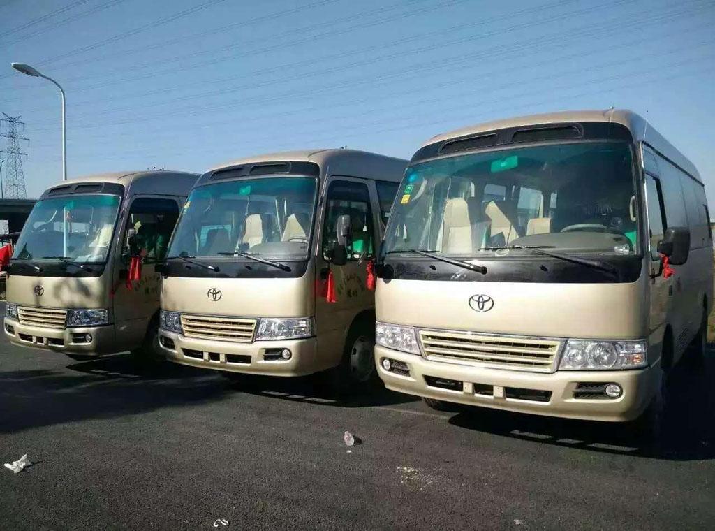 北京租车价格表中各车辆类型价格
