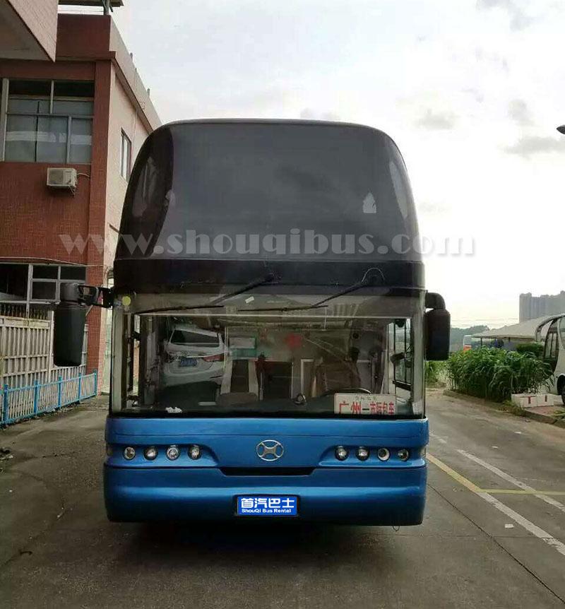 北京60座豪华大巴租赁