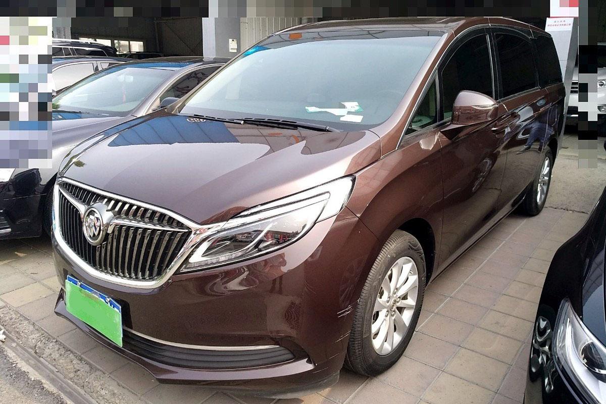 北京租7座新款GL8(New GL8)商务车价格