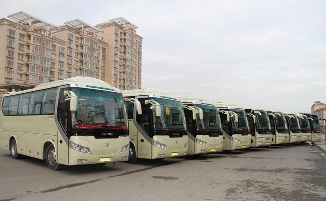 北京租车大巴一天多少钱?