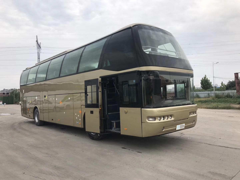 北京59座大巴租车价格说明