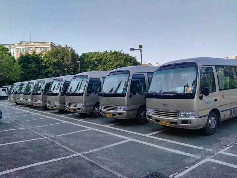 北京租赁中巴车注意哪些事项?收费有什么标准