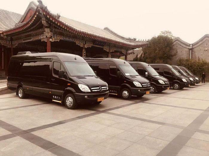 北京首汽豪华商务车推荐_15座奔驰斯宾特
