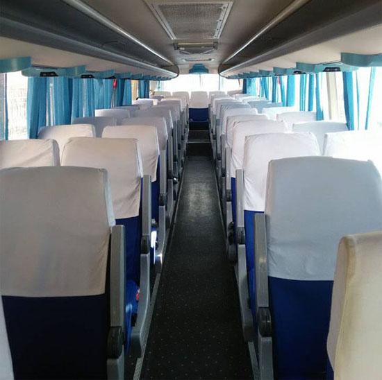 北京首汽旅游车中巴车:36座中通客车