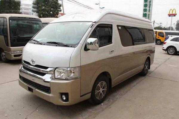 北京首汽中巴车型介绍:9座九龙大马