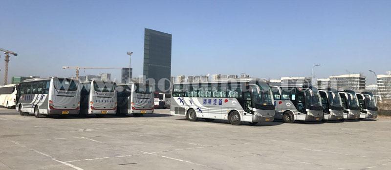 北京大巴租车价格表中包含哪些费用?