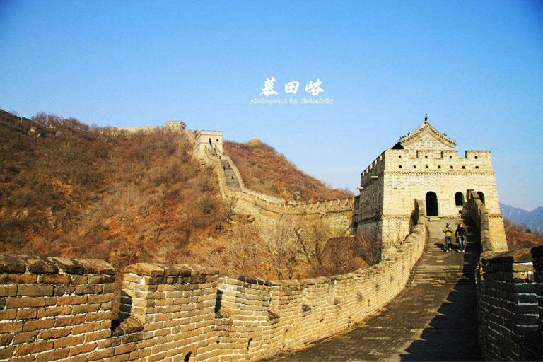 北京王府井到慕田峪长城怎么走,打车多少钱?