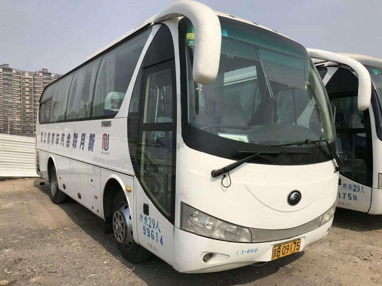 首汽巴士:商务会议配驾租车车型推荐