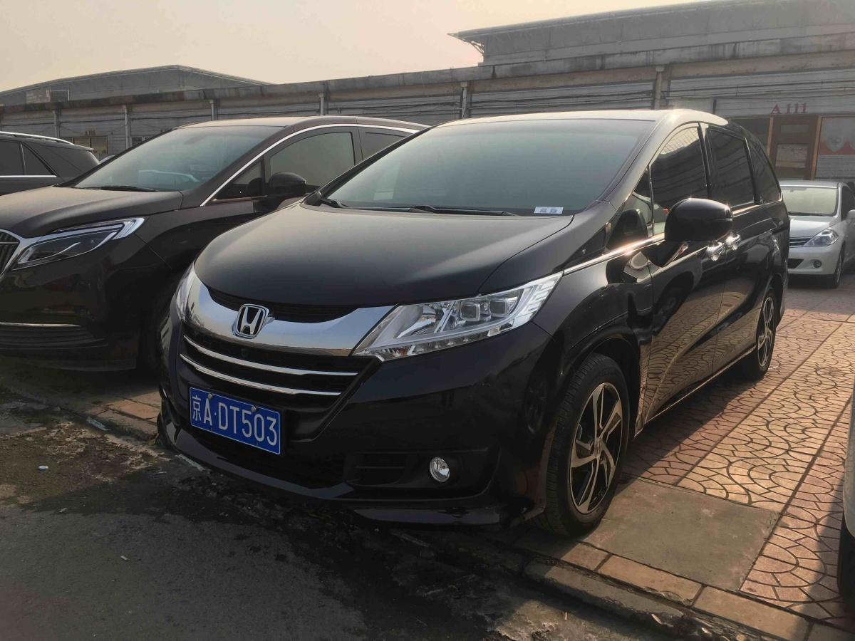 北京商务租车之7座本田奥德赛