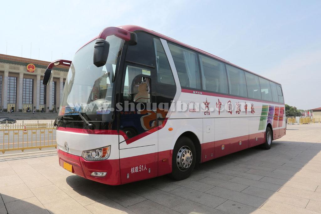 北京去十渡50人旅游大巴包车一天多少钱?