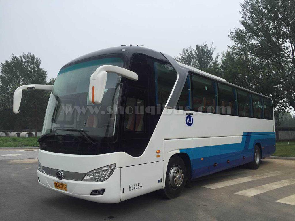 北京租车50座金龙大巴租一天多少钱?