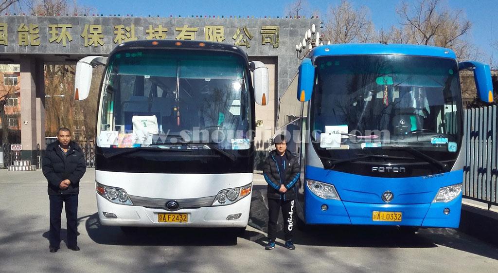 在北京首汽租大巴车带司机一天多少钱?