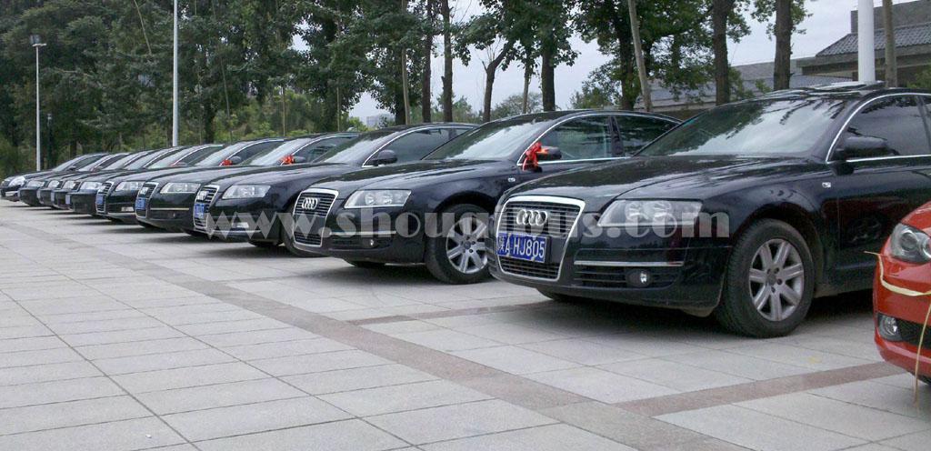 北京租新款奥迪A6L配司机一天多少钱?