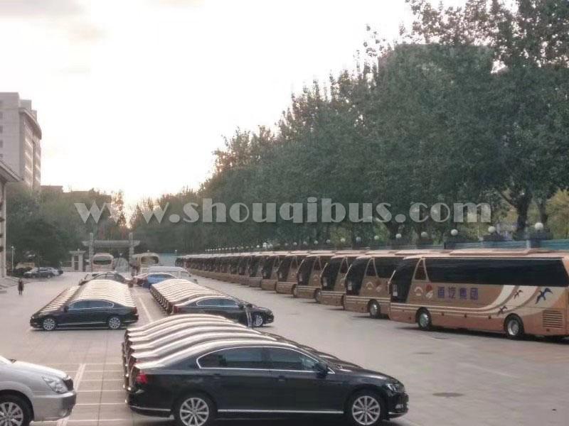 北京首汽商务用车8小时100公里车型及报价