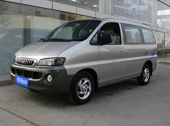 北京首汽约车包车:7-11座瑞风商务车