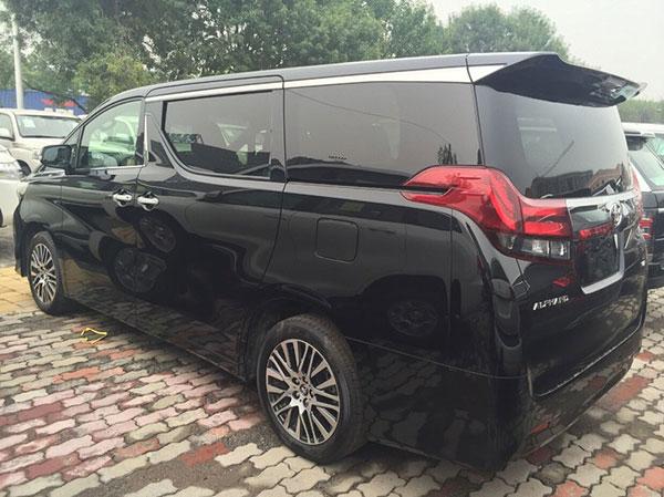 北京首汽约车包车:7座丰田埃尔法